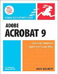 Adobe Acrobat for Windows and Macintosh: Visual QuickStart Guide