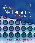 Survey of Mathematics with Applications, Expanded Edition Value Pack (includes MyMathLab/MyS...