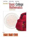 Essentials of Basic College Mathematics Plus MyMathLab Student Access Kit (2nd Edition)