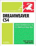 Dreamweaver CS4 for Windows and Macintosh: (Visual QuickStart Guide Series)