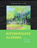 Intermediate Algebra (9th Edition)