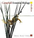 Campbell Essential Biology with MasteringBi