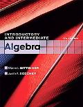 Introductory and Intermediate Algebra (4th Edition) (The Bittinger Worktext Ser