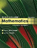 Basic College Mathematics with Early Integers (2nd Edition) (The Bittinger Worktext Series)