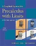Graphical Approach to Precalculus with Limits: A Unit Circle Approach,  A (5th Edition) (Hor...