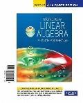 Elementary Linear Algebra : A Matrix Approach, Books a la Carte Edition
