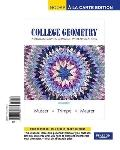 College Geometry: A Problem Solving Approach with Applications, Books a la Carte Edition (2n...