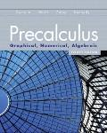 Precalculus: Graphical, Numerical, Algebraic (8th Edition)