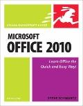 Microsoft Office 2010 for Windows: Visual QuickStart (Visual QuickStart Guide)
