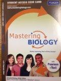 MasteringBiology with Pearson eText Student Access Code Card for Campbell Biology, 9th Edition