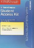 CourseCompass Student Access Kit for Living with Earth: An Introduction to Environmental Geo...