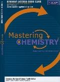 MasteringChemistry Student Access Code Card for Chemistry: The Central Science