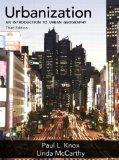 Urbanization: An Introduction to Urban Geography (3rd Edition)