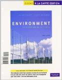Environment: The Science behind the Stories, Books a la Carte Plus MasteringEnvironmentalSci...