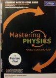 Mastering Physics with Pearson Etext Student Access Code Card for University Physics (ME Com...