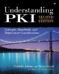 Understanding PKI : Concepts, Standards, and Deployment Considerations