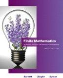 Finite Mathematics for Business, Economics, Life Sciences and Social Sciences, 12th Edition ...