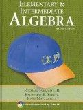 Elementary and Intermediate Algebra plus MyMathLab/MyStatLab/MyStatLab Student Access Code C...