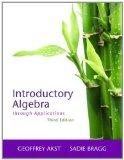 Introductory Algebra Through Applications (3rd Edition)