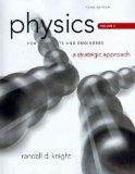 Physics for Scientists and Engineers: A Strategic Approach, Vol. 3 (Chs 20-24) (3rd Edition)