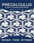 Precalculus: A Right Triangle Approach plus MyMathLab/MyStatLab Student Access Code Card (4t...