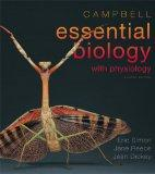 Campbell Essential Biology with Physiology with MasteringBiology (4th Edition)