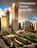 Contemporary Human Geography Plus MasteringGeography with eText -- Access Card Package (2nd ...