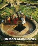 Human Geography: Places and Regions in Global Context (6th Edition)