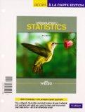 Introductory Statistics, Books a la Carte Plus MyStatsLab Student Access Code Card (9th Edit...