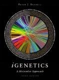iGenetics: A Molecular Approach with MasteringGenetics (3rd Edi