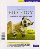 Campbell Biology: Concepts & Connections, Books a la Carte Plus MasteringBiology (7th Editio...