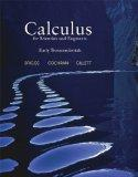 Calculus for Scientists and Engineers: Early Transcendentals