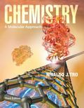 Chemistry: A Molecular Approach Plus MasteringChemistry with eText -- Access Card Package (3...