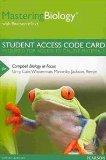 MasteringBiology with Pearson eText -- Standalone Access Card -- for Campbell Biology in Focus