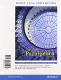 Prealgebra, Books a la Carte Edition Plus NEW MyMathLab with Pearson eText -- Access Card Pa...