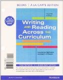 Writing and Reading Across the Curriculum, Books a la Carte Edition (12th Edition)