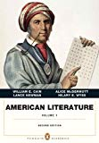 American Literature, Volume I (Penguin Academics Series) (2nd Edition)
