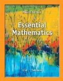 Essential Mathematics (4th Edition)