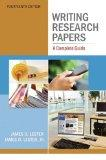 Writing Research Papers: A Complete Guide with NEW MyCompLab with eText -- Access Card Packa...