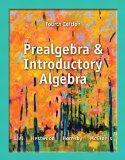 Prealgebra and Introductory Algebra (4th Edition)