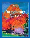 Introductory Algebra (10th Edition)