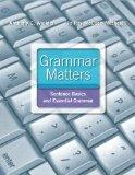 Grammar Matters Plus MyWritingLab -- Access Card Package