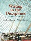 Writing in the Disciplines: A Reader and Rhetoric Academic Writers with NEW MyCompLab -- Acc...