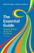 Essential Guide : Research Writing Plus NEW MyCompLab