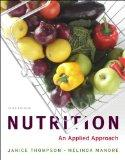 Nutrition: An Applied Approach, MyPlate Edition with MyNutritionLab plus MyDietAnalysis (3rd...