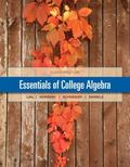 Essentials of College Algebra Plus NEW MyMathLab with Pearson eText --  Access Card Package ...