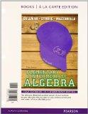 Elementary & Intermediate Algebra Books a la Carte Edition Plus NEW MyMathLab with Pearson e...