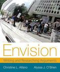 Envision: Writing and Researching Arguments Plus MyWritingLab with eText -- Access Card Pack...