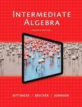 Intermediate Algebra (12th Edition)