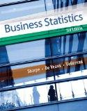 Business Statistics (3rd Edition)